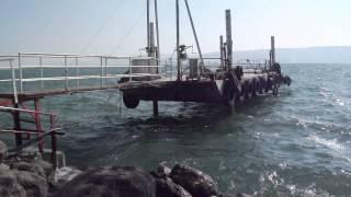Ein Gev Israel  City new picture : Lake Kineret, kibutz Ein Gev, Israel