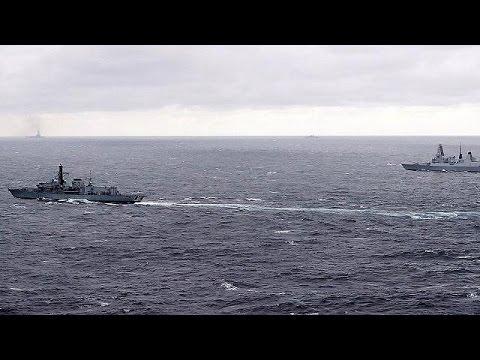 Ανησυχεί το ΝΑΤΟ για τη ρωσική αρμάδα στη Μεσόγειο – world
