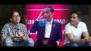 "Video Presiden Jokowi Curhat, ""Shock & Sedih"" Gara-Gara Gibran & Kaesang MP3, 3GP, MP4, WEBM, AVI, FLV Maret 2018"