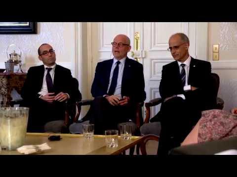 Gouvernement : réunion tripartite à Monaco
