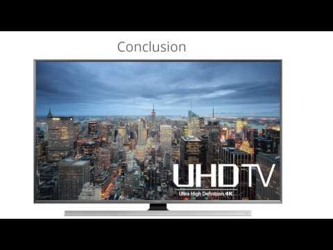 Samsung UN60JU7100 60