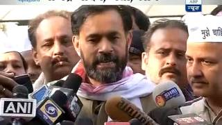 AAP won't engage in politics of give and take: Yogendra Yadav