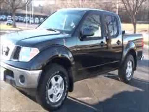 Used 2008 Nissan Frontier SE 4wd For Sale At Honda Cars Of Bellevue.