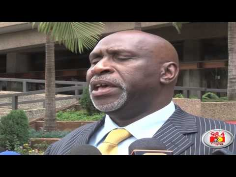 Uhuru Justified to get security briefs - Nyachae