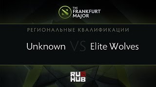 Elite Wolves vs unknown.xiu, game 2