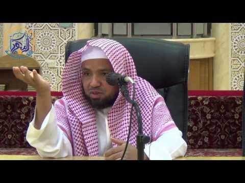 لماذا نتعلم القرآن ؟ الشيخ د.فهد بن مبارك ال زعير