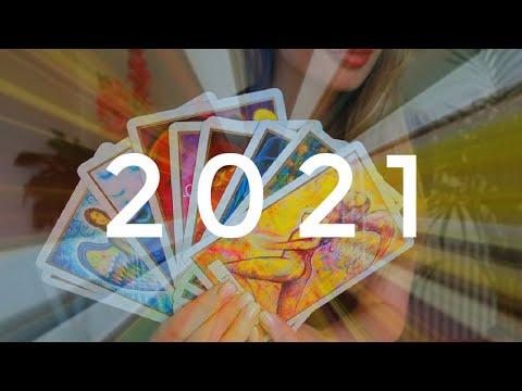 Kies een kaart // Paranormale voorspellingen voor 2021 // Voorspelling voor 2021