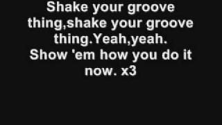 Download Lagu shake your groove thing the chipmunks and chipettes with lyrics Mp3
