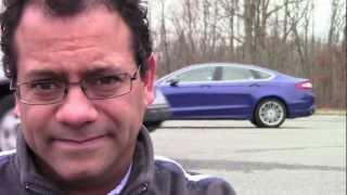 2013 Ford Fusion Test Drive&Car Review