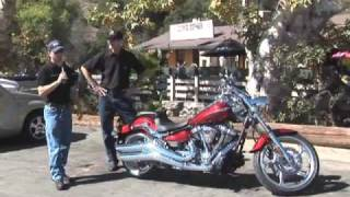7. First Ride: 2008 Star Raider Motorcycle Review