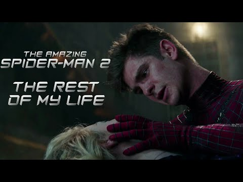 The Amazing Spider-Man 2 Soundtrack ~ Rest of my Life ~ Film Version