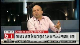 Radu Banciu: USR, un partid ca o muiere
