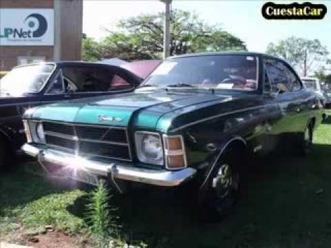 4º Encontro de Opalas e Carros Antigos de Lençois Paulista