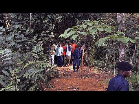 Εθνοτικές σφαγές στη Λ.Δ του Κονγκό