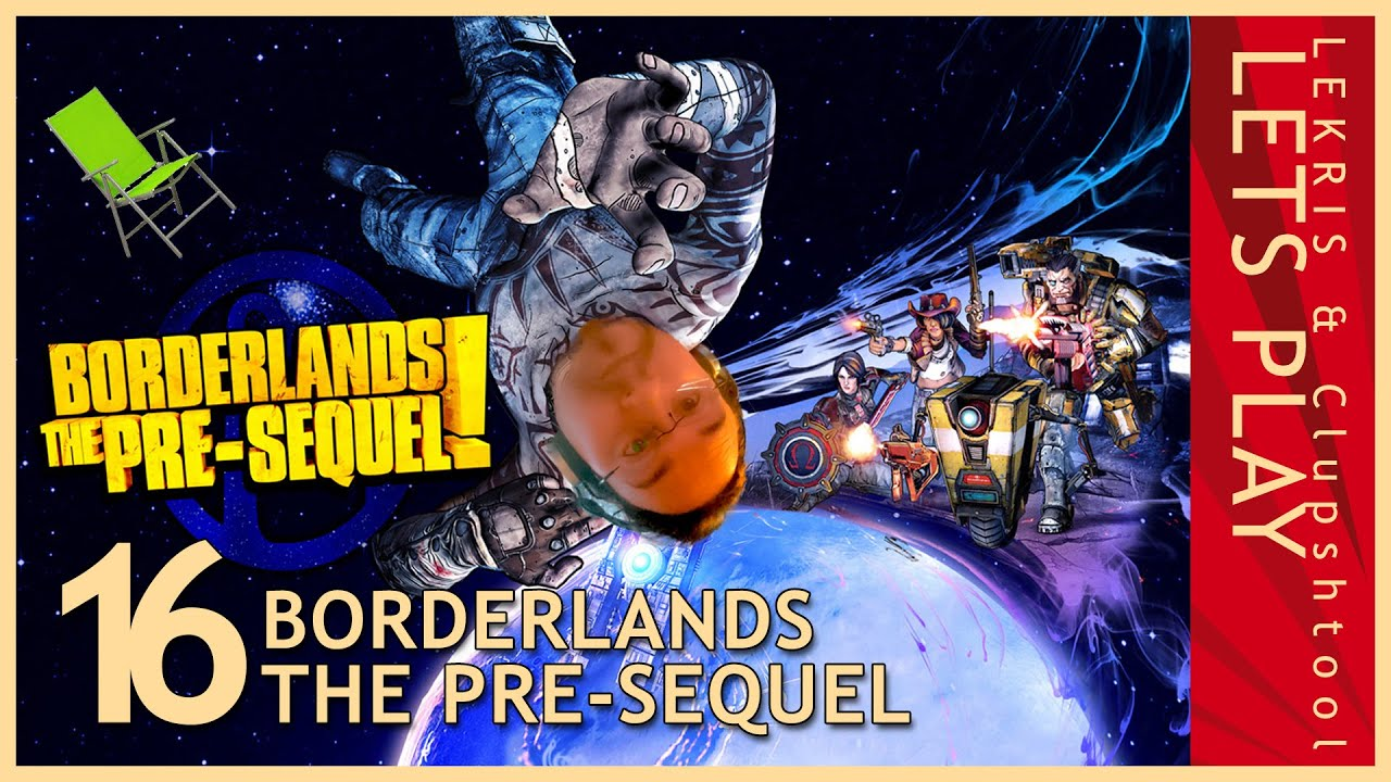 Let's Play Together Borderlands - The Pre-Sequel #16 - Ich will aber!Du doarfst oba net!