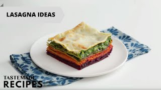 10 NEW Lasagna Ideas to Try When You're Bored of the Classic Recipes by Tastemade