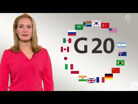 G20 - Was und wer ist das?