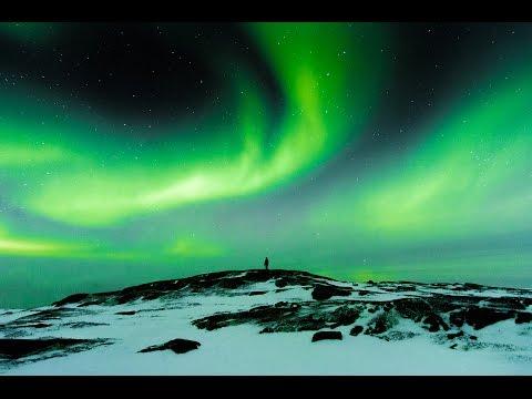 We Saw Northern Lights! [Nuuk, Greenland]