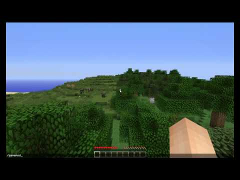 [Tutorial] Cheats erlauben [German] [Minecraft]