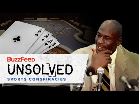 The Suspicious Retirement Of Michael Jordan