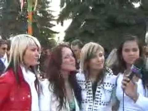 Switzerland 2005: Interview with Vanilla Ninja