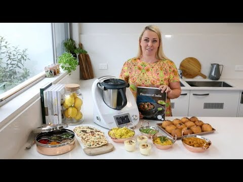New Thermomix Cookbook - Flavours of India