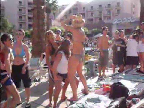 Dinah Shore Weekend (i.e.: huge lesbian party!)