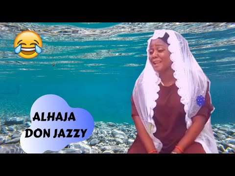 Helen Paul (Alhaja Don Jazzy) The FIRST THING SHE DOES AFTER OPENING HER SHOP