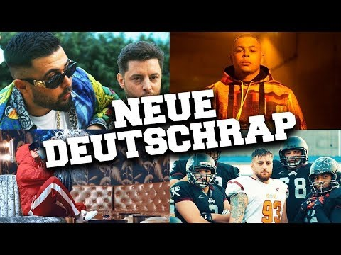 Top 40 Neue Deutschrap Lieder April 2019