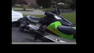4. 2007 Arctic Cat F6 LXR