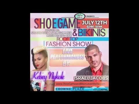 Shoe Game & Bikini's Fashion Show Interview
