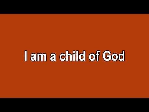 I'm No Longer a Slave to Fear, I Am a Child of God (Lyrics)
