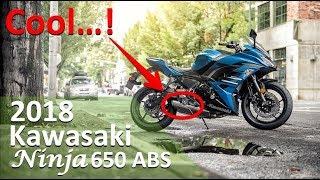 9. [HOT NEWS] 2018 Kawasaki Ninja 650 ABS Review
