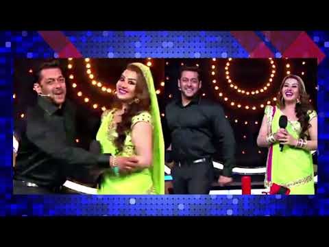 Bigg Boss 11 Promo - Salman Khan fun with Shilpa Shinde