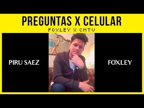 Foxley video #Preguntas x celular  - Noviembre 2017