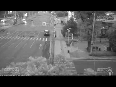 Смертельная авария в Краснодаре