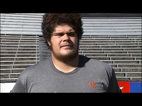 Isaac Seumalo Interview 10/18/2012 video.