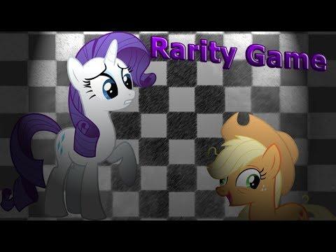 Прохождение Rarity Game [What?]