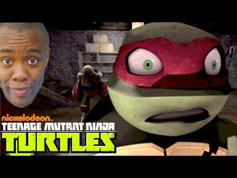Nerd - Black Nerd Review of Ninja Turtles