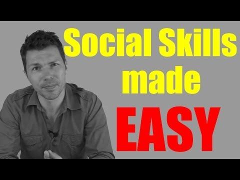 "The 3 Step ""Self Help"" Formula – Social Skills Self Development Made Easy! (Stephan Erdman)"