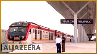 Kenya launches multi-billion dollar railway amid concerns over costs Kenya has unveiled its first new railway in a century. The first section of the multi-billion ...