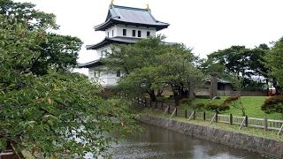 Matsumae Japan  City new picture : 全国・お城めぐり「松前城」(16) matsumae castle in japan