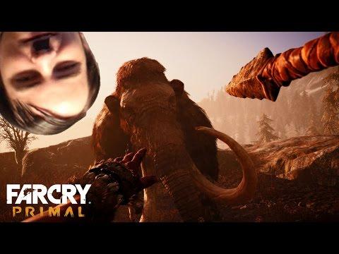 Мэддисон стрим в Far Cry Primal (ч.1)