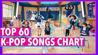 Video [TOP 60] K-POP SONGS CHART • MAY 2017 (WEEK 3) download in MP3, 3GP, MP4, WEBM, AVI, FLV Mei 2017