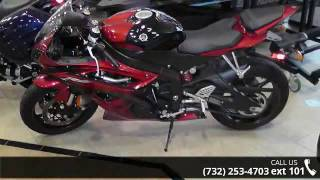 8. 2011 Yamaha YZF-R6 - Candy Red/Raven  - Xtreme Machines -...