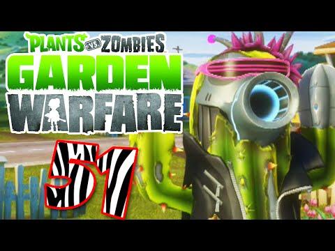 Plants vs Zombies Garden Warfare Walkthrough - Plants vs. Zombies ...
