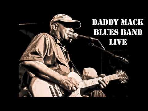 THE DADDY MACK BLUES BAND - LIve in Memphis - 2/25/2017 Edit