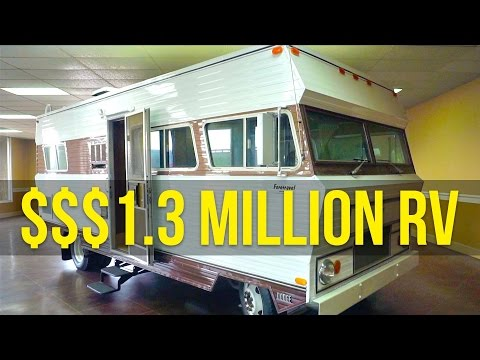 $1,300,000 LUXURY LIVING VLOG in an RV