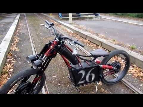 Как Электровелосипед своими рукам