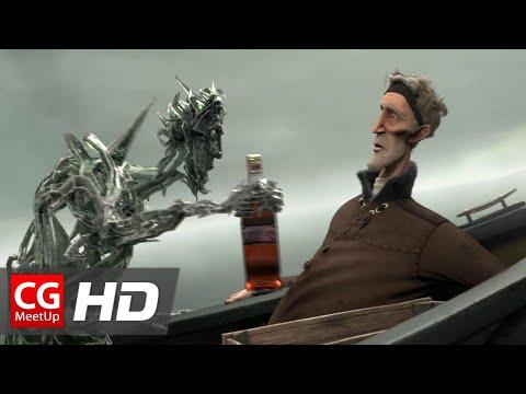 "CGI Animated Short Film HD ""The Albatross "" by Joel Best, Alex Jeremy, Alex Karonis   CGMeetup"